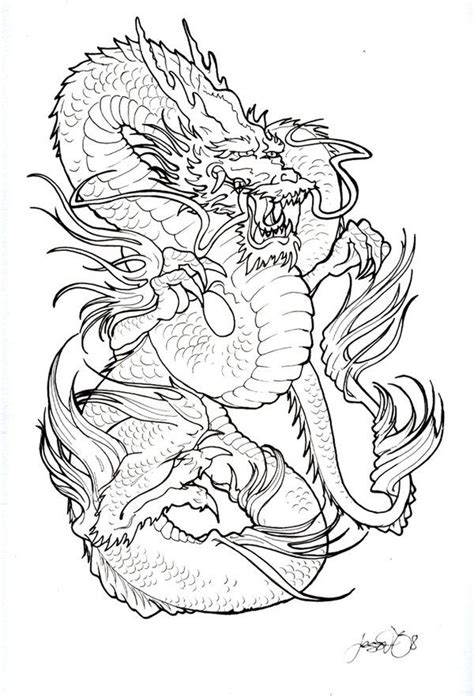 simple asian tattoo design 267 best dragons images on pinterest coloring pages