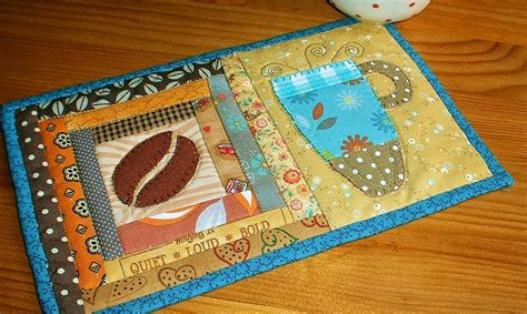mug rugs patterns the patchsmith s day mug rugs 2014