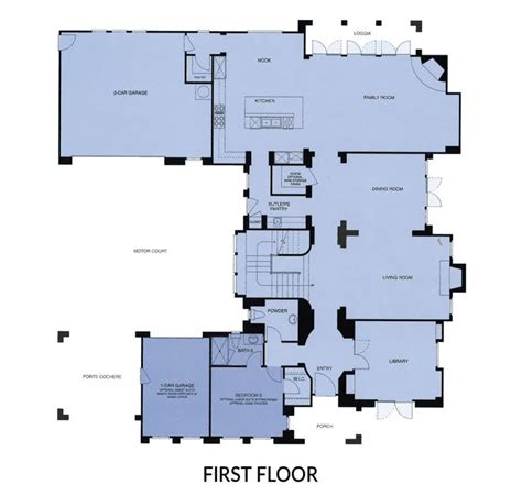kris jenner house floor plan calabasas oaks residence 3 first floor home floorplans i