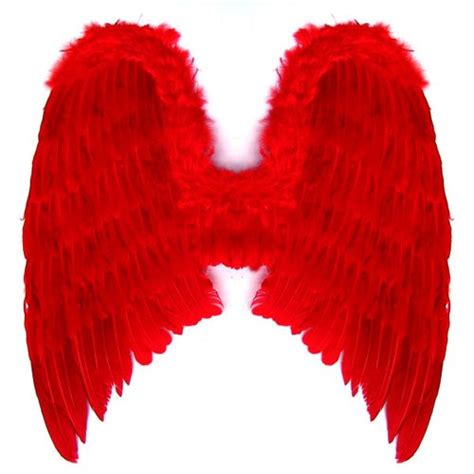 extra large feather fans sacas extra large red feather angel wings w halo for