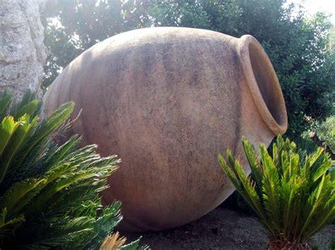 anfore da giardino anfore ulivi secolari piante e giardini import export di