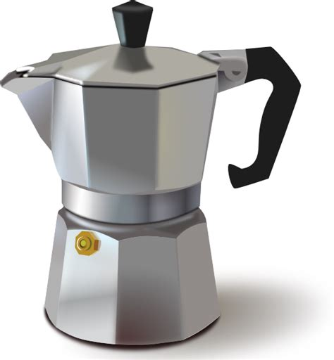 Italian Coffee Maker   Food and Drink Pictures