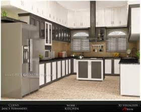 Kitchen Designs Kerala by Modern Kitchen Designs In Kerala Modern Kerala Kitchen