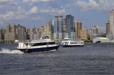 boat ride to nyc from nj free ferry rides and summer fun in new york city nj