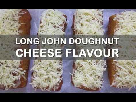 youtube membuat kue donat tutorial resep kue cara membuat donat quot cheese long john
