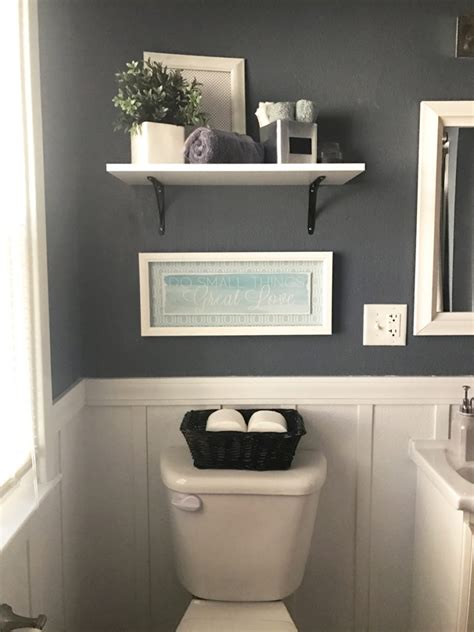 white and grey bathroom ideas goodbye pine cabinets bathroom progress report orc