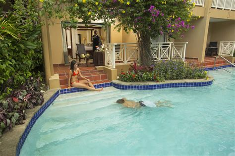 sandals resorts with swim up rooms sandals grande st lucian spa and resort cheap