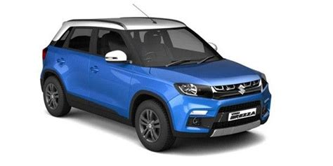 maruti suzuki all cars with price maruti vitara brezza price check march offers images