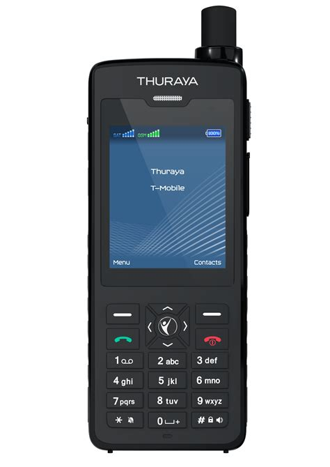 thuraya xt pro dual satellite phone