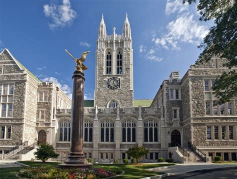 Boston Mph Mba Reviews by Boston College Photos Us News Best Colleges