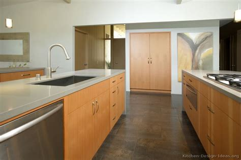 Light Wood Kitchen Cabinets Pictures Of Kitchens Modern Light Wood Kitchen Cabinets Kitchen 9
