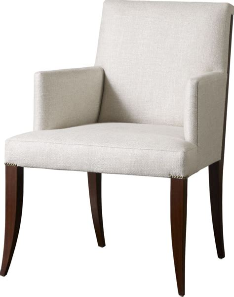 Armed Dining Chair Atelier Dining Arm Chair By Pheasant 8643 Baker Furniture