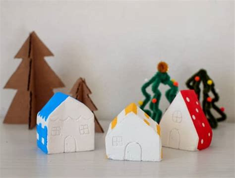 christmas crafts for kids from paris 7 plaster of activities for