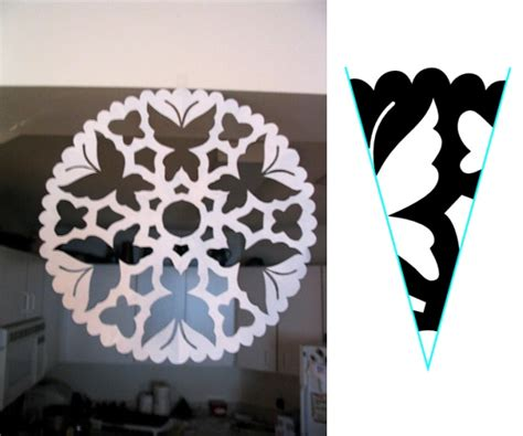 Make Your Own Snowflake Out Of Paper - how to make paper snowflakes cutting pmthreads