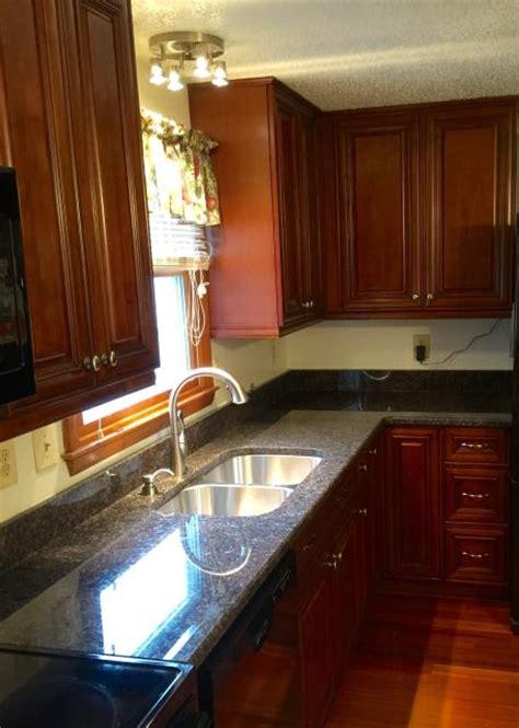 cabinets granite countertop installation panda kitchen