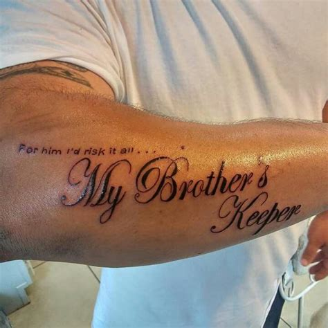 my brother keeper tattoo 39 best ideas images on designs