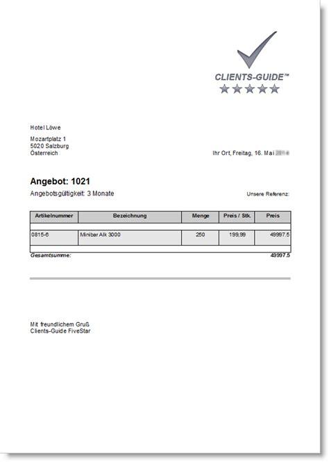 Vorlage Rechnung Odt Kunden Besuchen Und Bestellung Erfassen Einf 252 Hrungsbeispiel