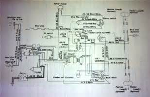 schematic diagram kubota l175 master switch wiring diagram