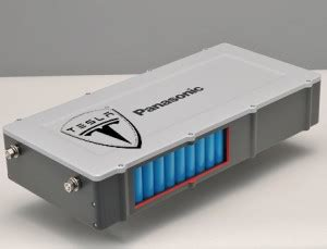 Type Of Battery In Tesla Panasonic To Make Li Ion Cells For 80 000 Tesla Model S Evs