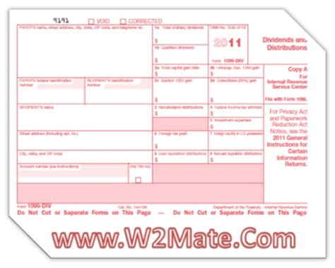 W2 Office by 1099 Div Software 2017 Form 1099div Software Filing 1099