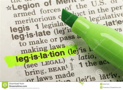 stock images definition legislation definition stock images image 38421334
