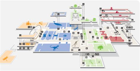 natural history museum floor plan kids islands 孩子們的夢想島