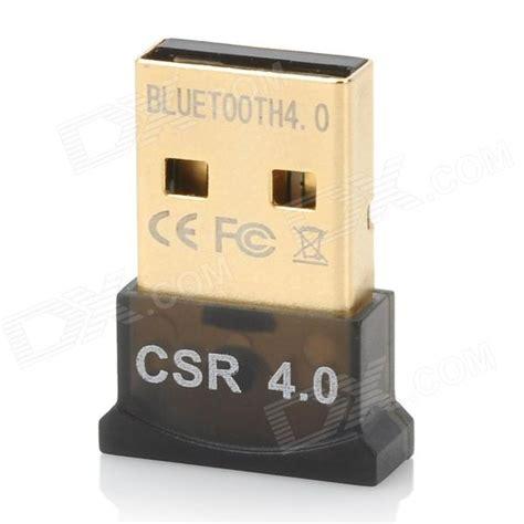 Bluetooth Dongle Csr 4 0 ultra mini bluetooth csr 4 0 usb dongle adapter svart