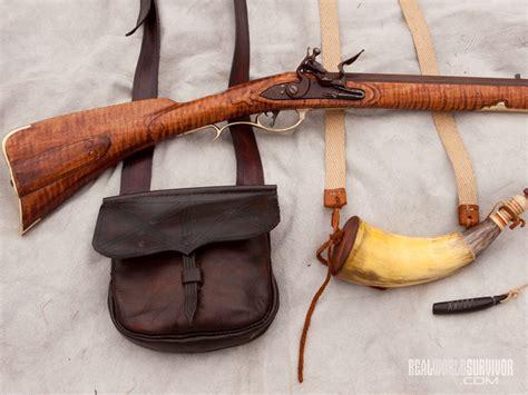 Handmade Flintlock Rifles - custom built flintlock longrifle