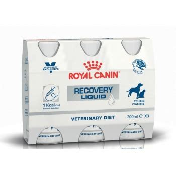 Royal Canin Recovery By Shegho 45 royal canin recovery lichid 3 x 200 ml pentruanimale ro