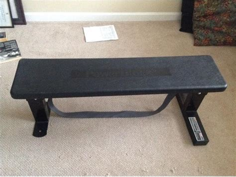 folding weight bench under bed folding travel weight bench saanich victoria