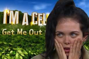 what is im a celebrity extra c i m a celebrity extra c stacey solomon replaced by