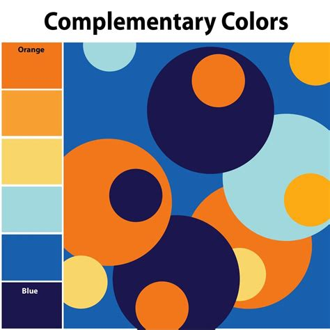 complementary paint colors color exploration by jill leak at coroflot com