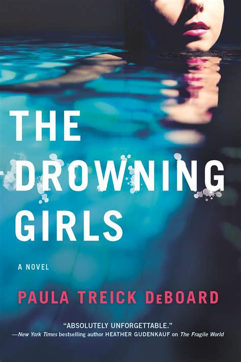 The Fragile World By Paula Treick Deboard the drowning bookclubbish