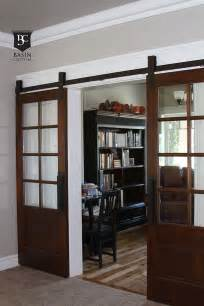Barn Doors For Homes Interior Basin Custom Basin Custom S Interior Barn Door Hardware At