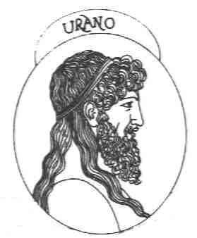 imagenes de dios urano mitolog 237 a griega primera parte taringa