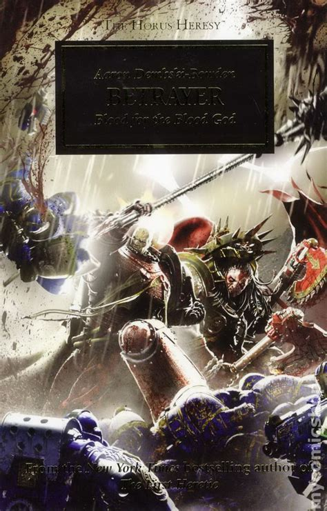 Betrayer Horus Heresy comic books in warhammer 40k the horus heresy