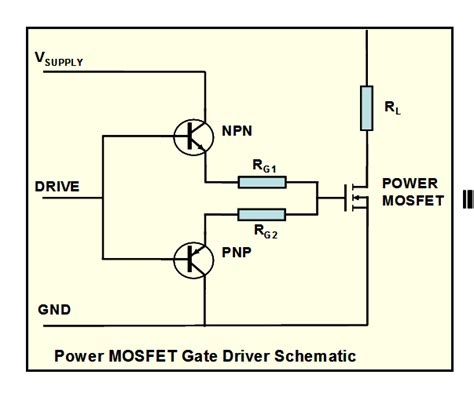 bipolar transistor mosfet driver diodes incorporated mosfet gate driver 28 images solved bridge inverter with mosfet and