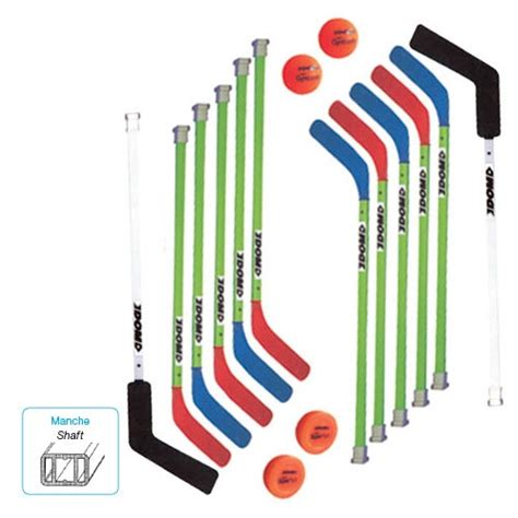 Abs Service Letter Gs Sl 36 dom junior j40 g1 hockey stick set players and goalies 36