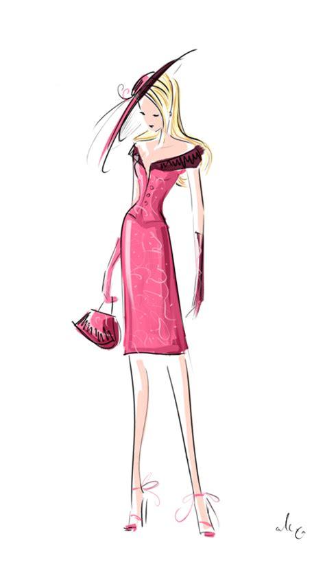 fashionillustrators deviantart fashion illustration figurine 1 by stilleswasser on