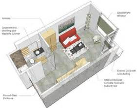 Tiny House 250 Square Feet For Sale 250 Sq Ft Condo For 279 000 My Money Blog