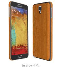 Casing Samsung Galaxy Note 3 Neo Boo Custom Hardcase skinomi techskin samsung galaxy note 3 neo light wood