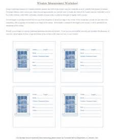 window measurement template window measurement worksheet decorating resources