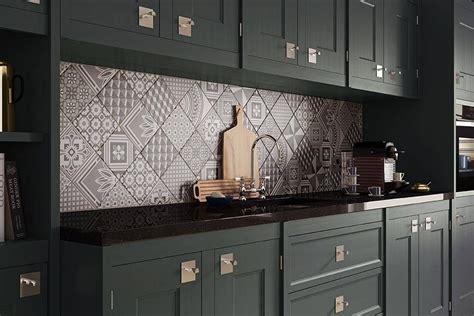 ceramic tile kitchen backsplash ideas top 15 patchwork tile backsplash designs for kitchen