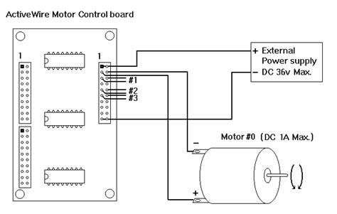 4 wire dc motor diagram wiring diagram with description