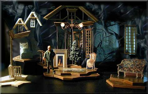 set design ideas a child s christmas in wales richard finkelstein stage