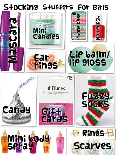 stocking stuffers ideas 12 diy stocking stuffers for teen girls