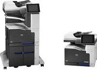 hp laserjet 700 color mfp m775 driver hp laserjet enterprise 700 m775z e all in one farblaser