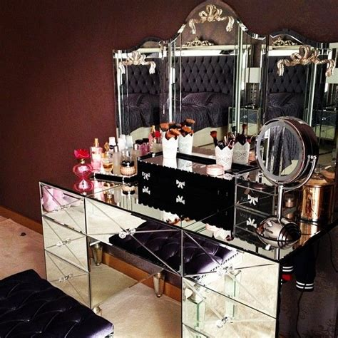 Image De Vanité by 17 Best Ideas About Mirrored Vanity On