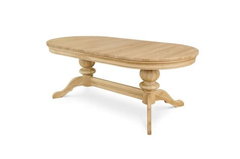 Oak Pedestal Dining Table Clemence Richards Moreno Oak Pedestal Extending