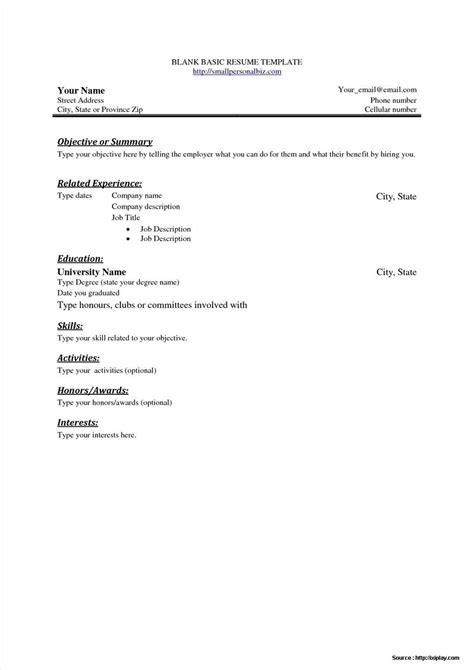 resume templates word starter 2010 free resume templates for word starter 2010 resume